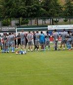 Trabzonspor'da Konyaspor maçı hazırlıkları