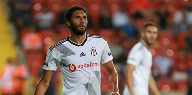 Elneny Beşiktaş'ta kalacak mı? Açıkladı...