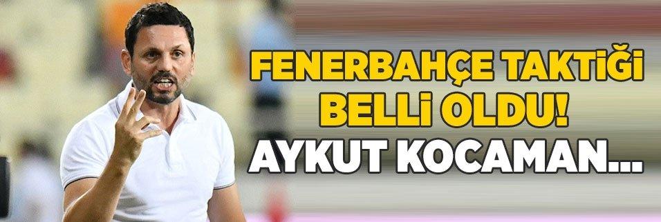 erol bulutun fenerbahce taktigi belli oldu aykut kocaman 1596870102533 - Gökhan Gönül'ün Fenerbahçe transferinde önemli detay! Başkan ile görüşme...