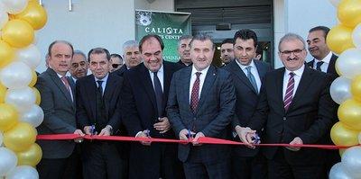 Bakan Osman Aşkın Bak tesis açtı