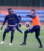 Medipol Başakşehir Kasımpaşa maçına hazır