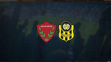 Hatayspor - Yeni Malatyaspor maçı ne zaman, saat kaçta ve hangi kanalda canlı yayınlanacak? | Süper Lig