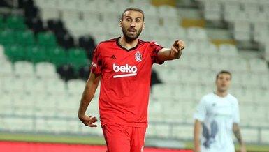 Son dakika spor haberleri: Beşiktaş'ın Gaziantep kadrosu belli oldu! Cenk Tosun...
