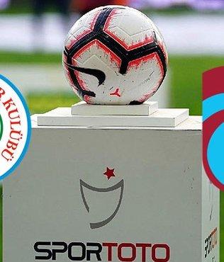 Çaykur Rizespor Trabzonspor maçı ne zaman saat kaçta? CANLI yayın bilgileri, ilk 11'ler, eksik oyuncular...