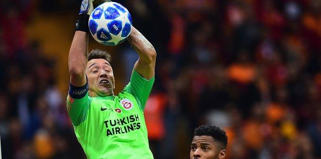 Maç Sonucu | Galatasaray 0-0 Schalke 04 | ÖZET