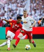Bayern Münih sezonu iki kupayla tamamladı