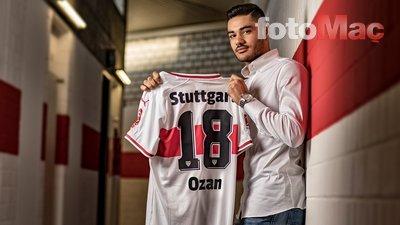 Resmen belli oldu! Stuttgart küme düşünce Ozan Kabak...