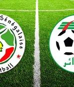 Senegal Cezayir Afrika Uluslar Kupası final maçı CANLI yayın bilgileri...