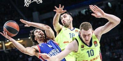 Anadolu Efes lose in EuroLeague playoffs