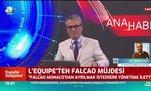 L'Equipe'ten Falcao iddiası