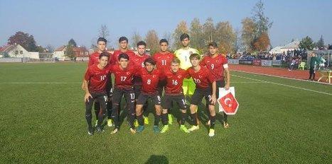 Çekya 1-1 Türkiye