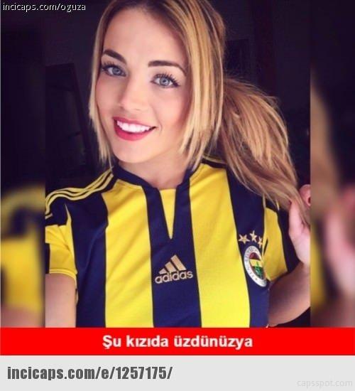 F.Bahçe ve Beşiktaş caps'leri güldürdü!