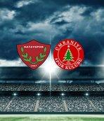 Hatayspor-Ümraniyespor maçı şifresiz mi?
