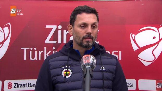 Kasımpaşa comment from Fenerbahçe coach Erol Bulut!  #