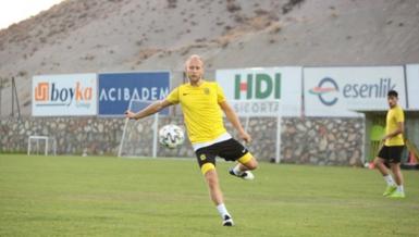 Semih Kaya: Hedefim Malatyaspor ile Avrupa kupalarına katılmak