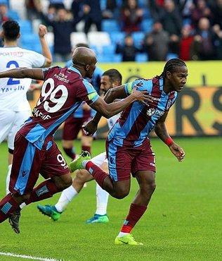 Trabzonspor'da muhteşem 3'lü