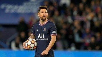 Paris Messi'yle kazandı!