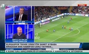 Abdullah Ercan: Galatasaray taraftarı futbolu bilen taraftardır