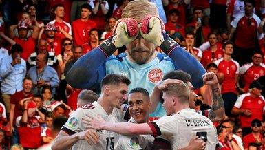 Danimarka-Belçika: 1-2 (MAÇ SONUCU-ÖZET)