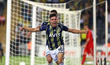 Fenerbahçe'de Ferdi 4 kilo kas yaptı