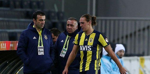 Fenerbahçe'de Frey şoku!