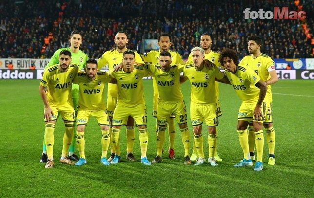 Fenerbahçe'de dev operasyon! 7 yolcu birden...