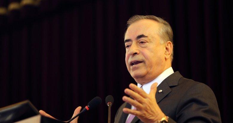 Galatasaray Başkanı Mustafa Cengiz'den TFF'ye sert sözler! Ellerinden geleni...