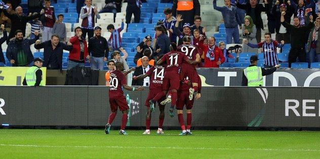 Trabzonspor'dan muhteşem geri dönüş! Tam 7 gol