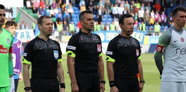 """Rizespor'dan son dakika açıklaması: """"Maç tekrarı için başvuracağız"""""""