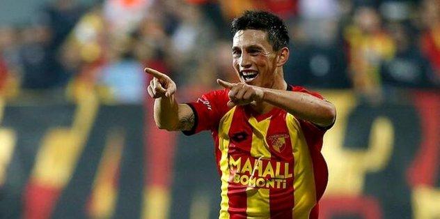 Andre Castro Göztepe tarihine geçti! - Futbol -