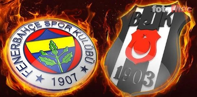 Fenerbahçe mi, Beşiktaş mı? Dev transfer savaşı!