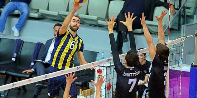File derbisinde kazanan Fenerbahçe