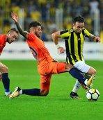 Medipol Başakşehir'in konuğu Fenerbahçe