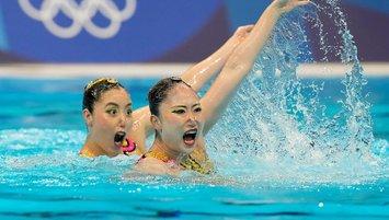 Yunanistan'a corona engeli! Artistik yüzme yarışmalarından çekildiler