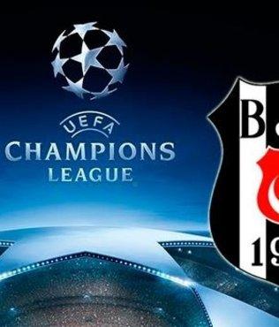 Monaco 3-0 Beşiktaş