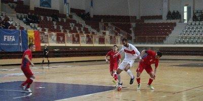 Futsalda Avrupa Şampiyonası hazırlıkları