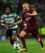 Portekiz Lig Kupası penaltılarla Sporting Lizbon'un