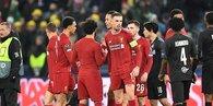 Liverpool gruptan lider çıktı!