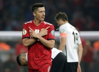 Cristiano Ronaldo'nun yerine Lewandowski
