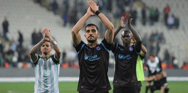 Trabzonspor 2010-11 sezonundan sonraki en iyi dönemini yaşıyor