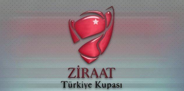 Ziraat Türkiye Kupası 1. eleme turu programı belli oldu