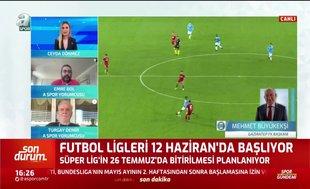 """Mehmet Büyükekşi """"Bu kararın alınmasını istiyorduk"""""""