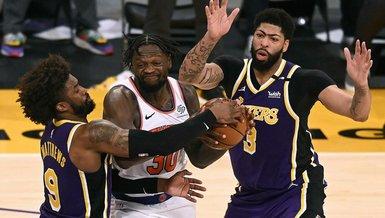 NBA'de New York Knicks 8 yıl sonra play-off'ta!