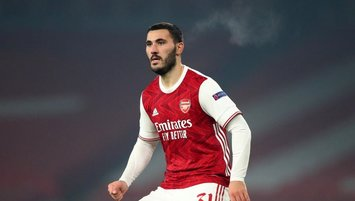 Arsenal'e bir şok daha! Yıldız ismin test sonucu pozitif