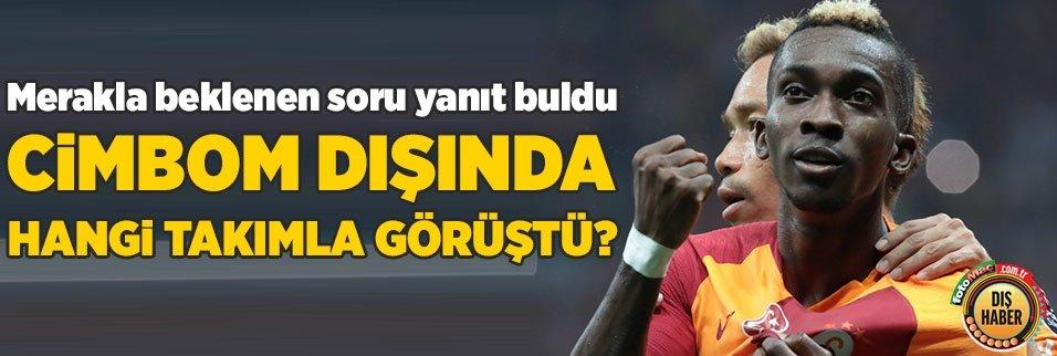 Galatasaray dışında hangi takımla transfer görüşmesi yaptı? İşte yanıtı