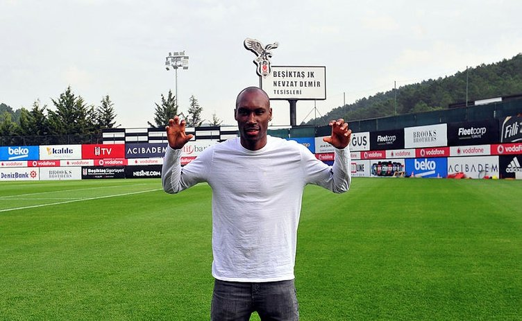 Atiba Süper Lig ekibine imzayı atıyor