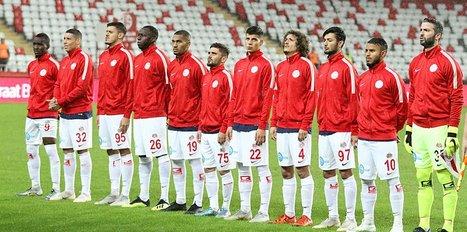 Antalyaspor en iyi sezonlarından birini geçiriyor