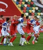 İzmir'de sonucu penaltılar belirledi!