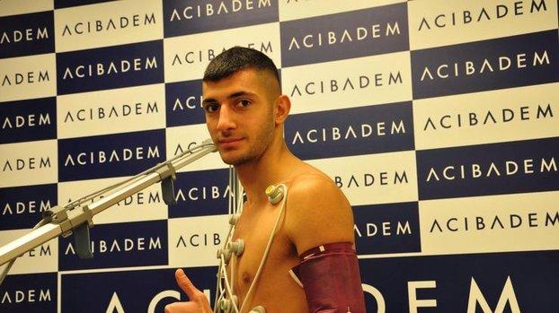 Son dakika: Beşiktaş Cemal Azad Demir ile sözleşme imzaladı! #