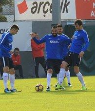 Trabzonsporda, Osmanlıspor mesaisi
